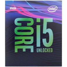 Intel i5-9600K 9th Gen (No Fan)