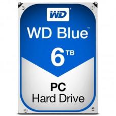6TB          64M    Blue        WD60EZRZ