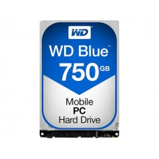 750GB    5400RPM  SATA   Blue    WD7500BPVX