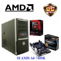 SI AMD A6-7400K