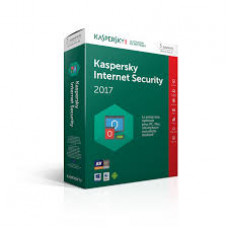 KASPERSKY INTERNET SECURITY 3PC 1AN